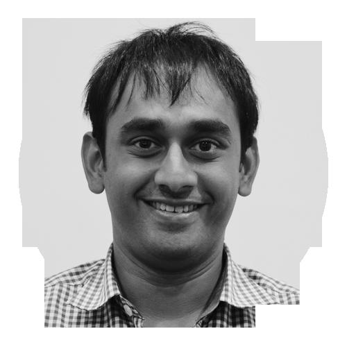 JIGAR MUCHHALA          Specialist, Software Development