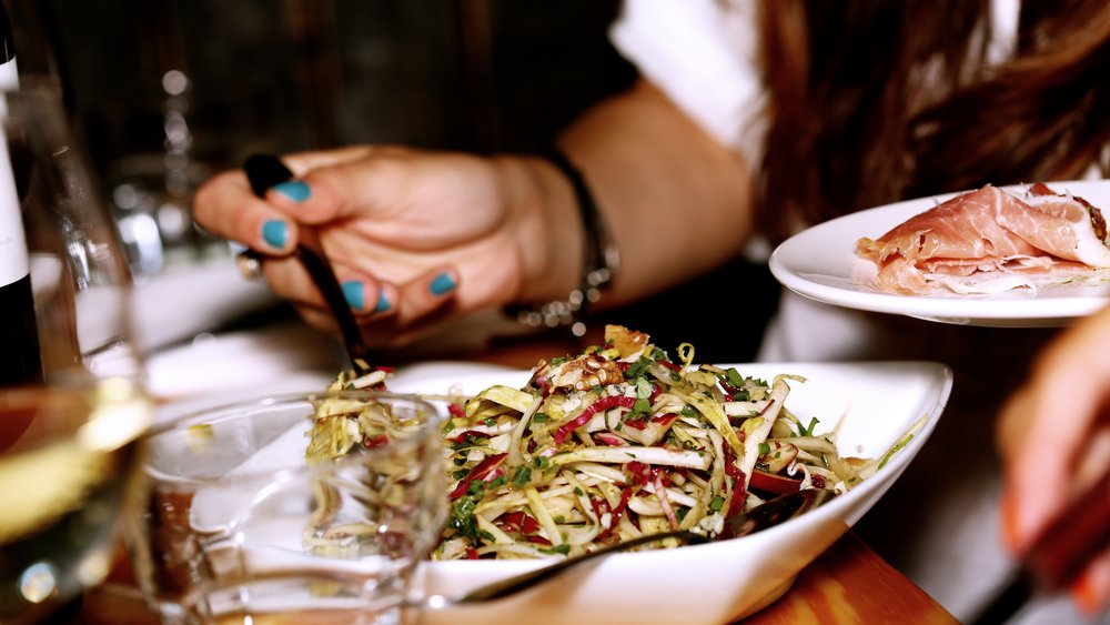 Cabbage Salad_Plate of Procuitto_Hand Serves_Life of Pix Photo_Leeroy.jpg