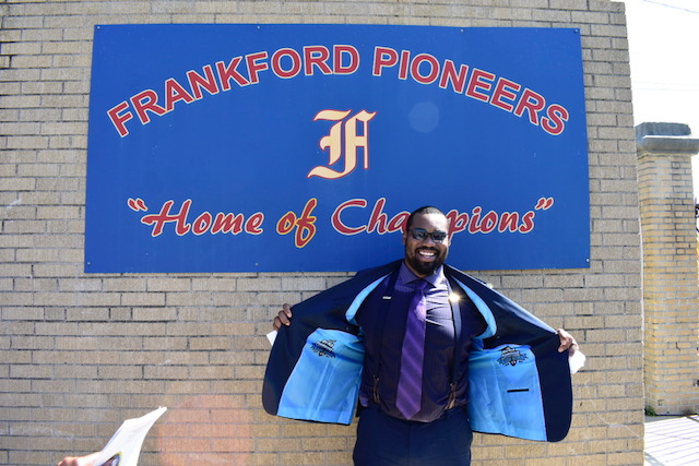 Frankford High School 2018 Graduation