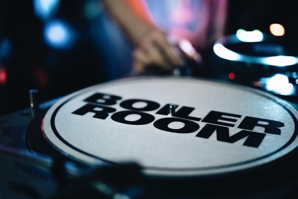 Boiler Room Five Year Party at Electrowerkz // London, UK // November 2015