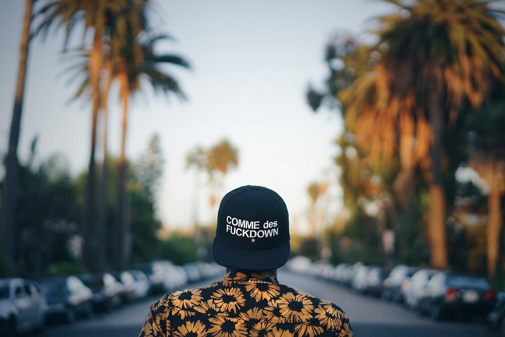 Geoffrey Johnson // Venice, California // August 2015
