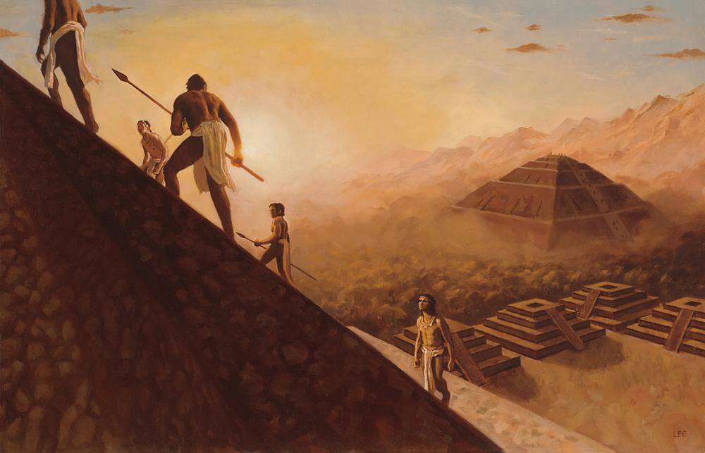 Where Gods are Born Client: Scientific American