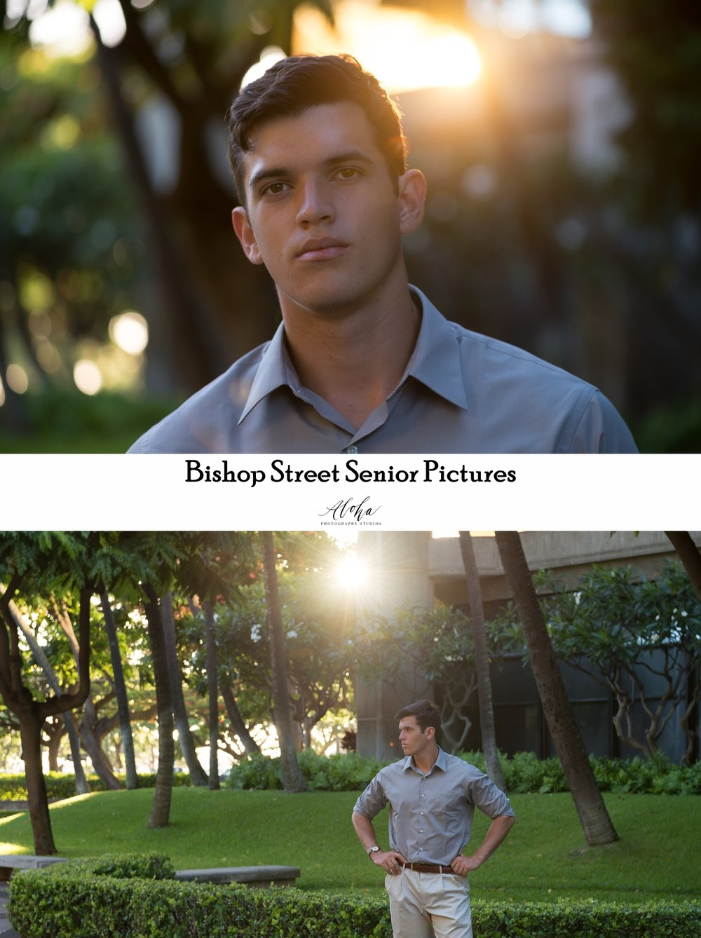 Honolulu Senior Pictures - Aloha Photography