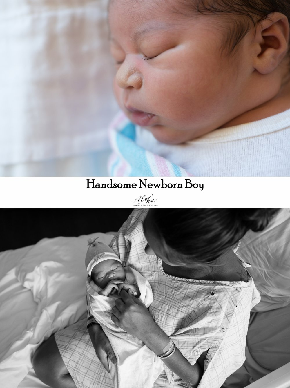 Hawaii newborn photographer