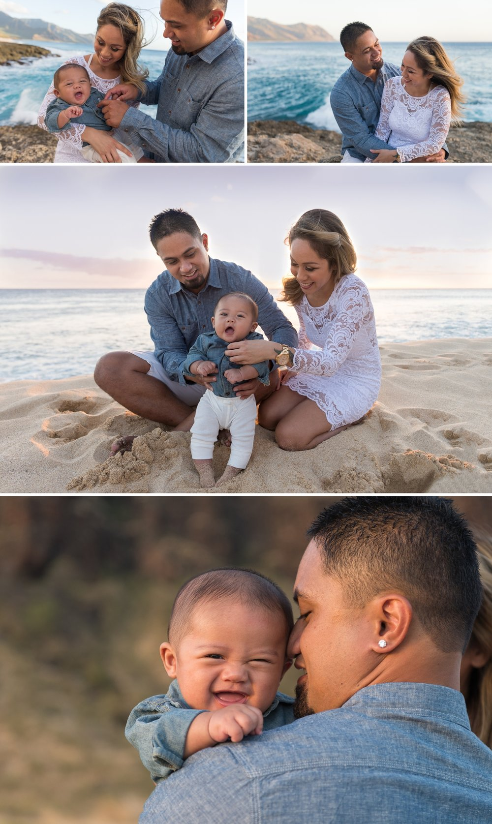 West Oahu Family Pictures