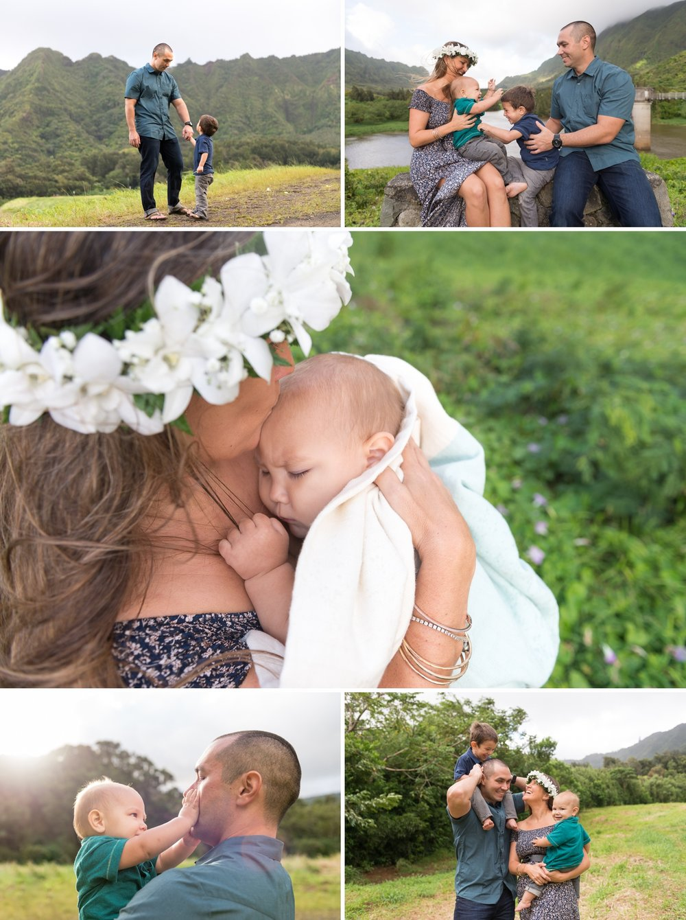 Hawaii family photography