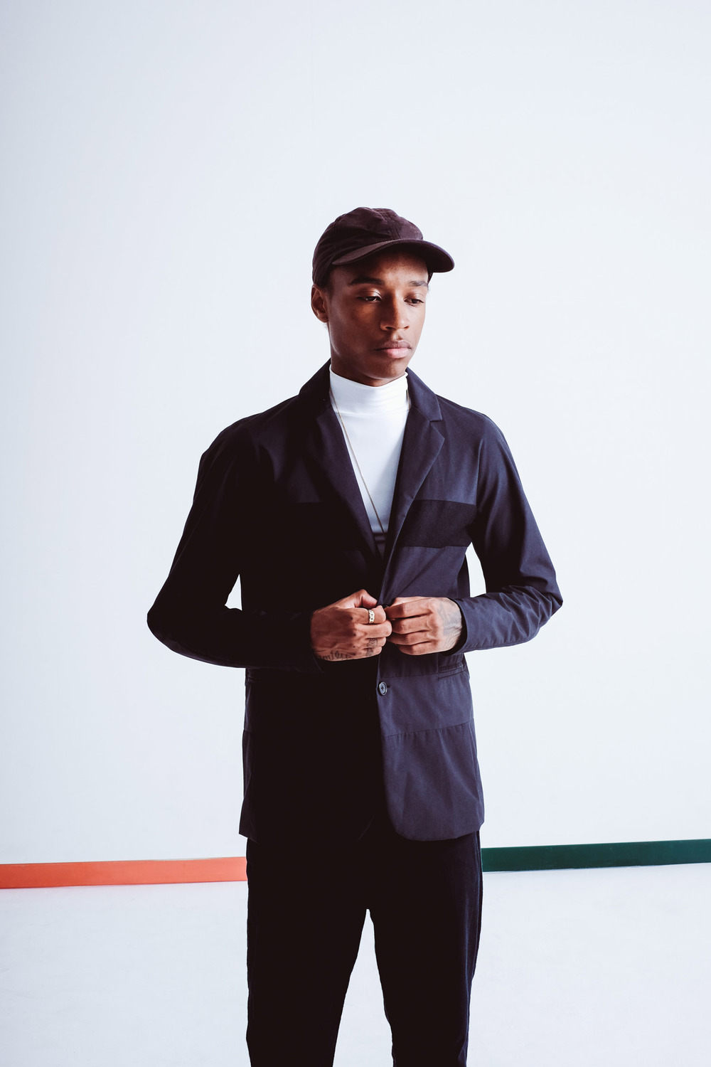 Rejjie Snow, Dodd Campaign   For Dodd Clothing