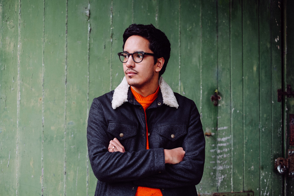 Luke Sital-Singh   for Parlophone Records
