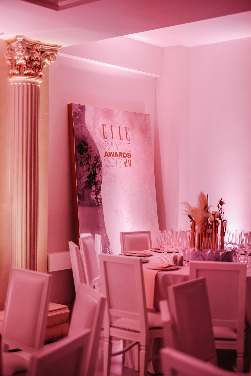Elle Style Awards   For Elle Magazine