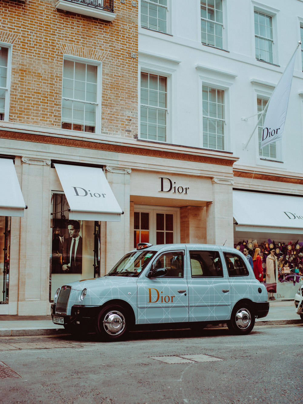 Dior Couture at Blenheim   for Dior