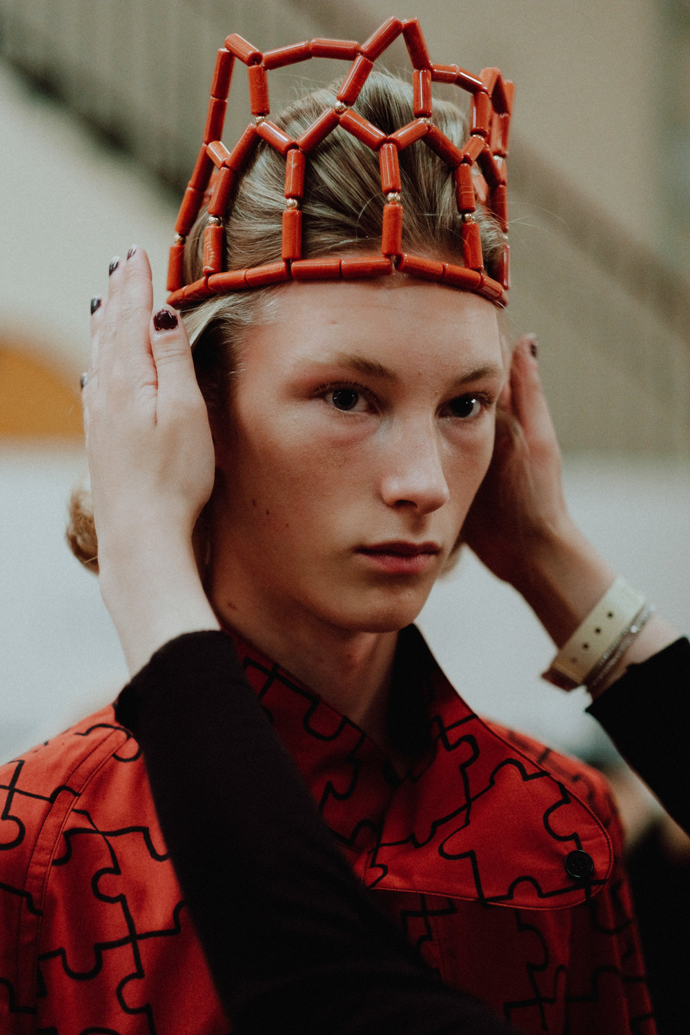 JW Anderson   for T: The New York Times Style Magazine