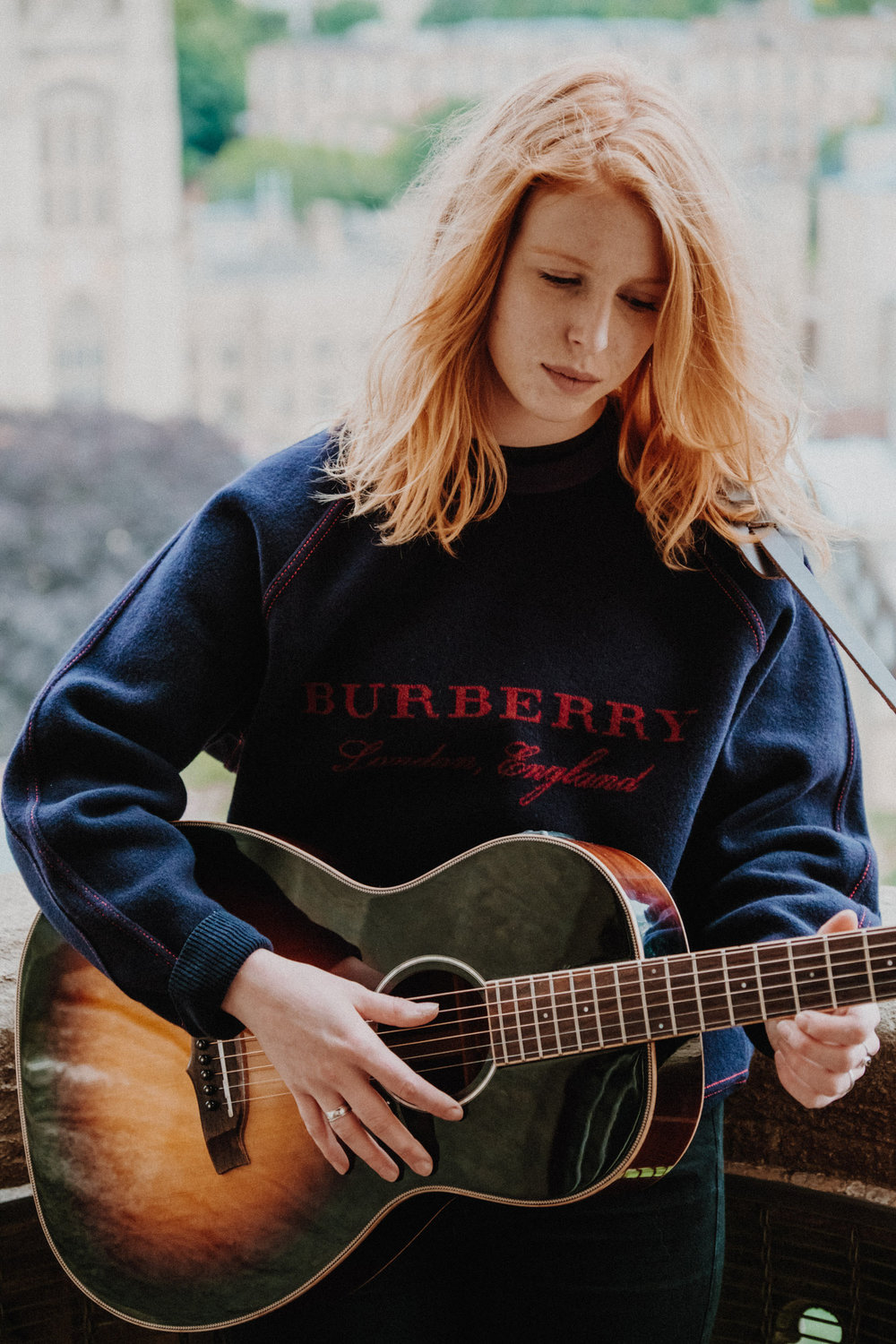 Fenne Lily   For Burberry Acoustic