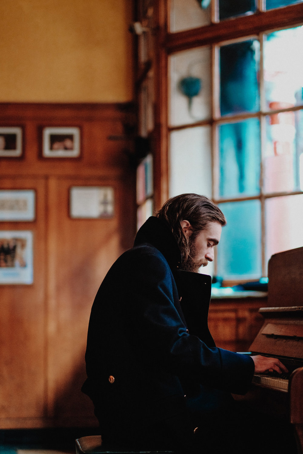 Keaton Henson   For Burberry Acoustic