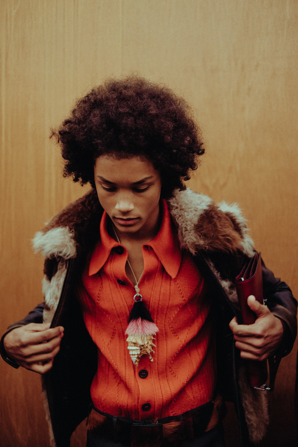 Prada Mens   for T: The New York Times Style Magazine