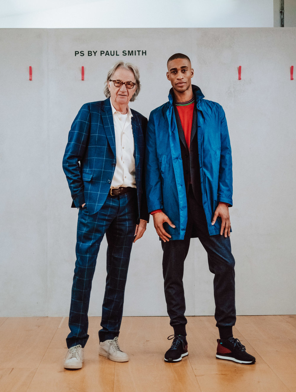 Paul Smith PS   for WWD