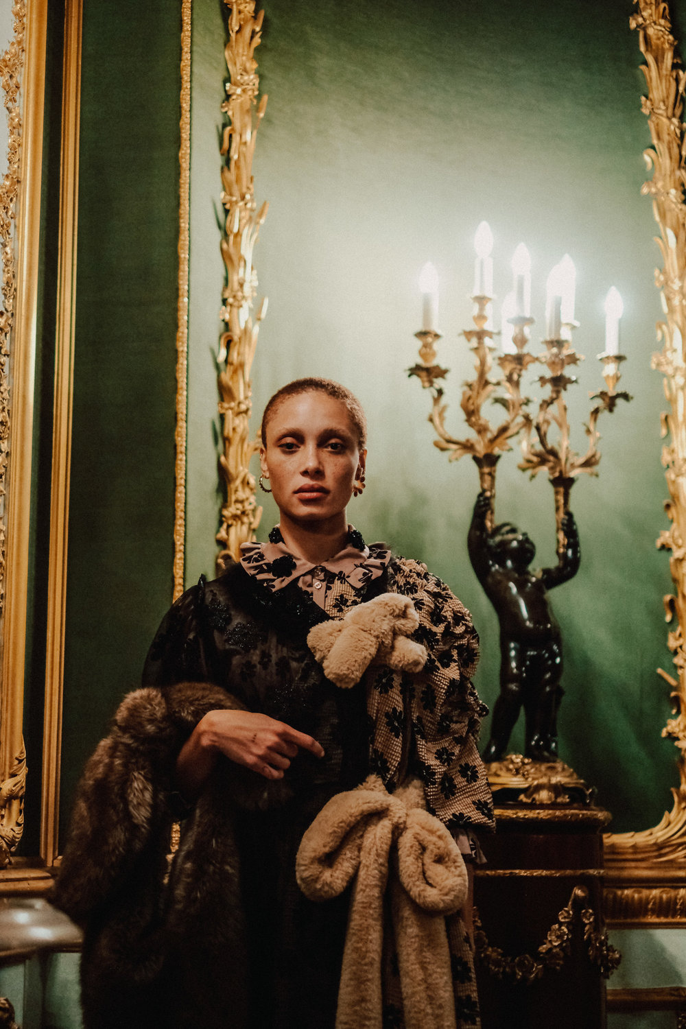 Simone Rocha   for T: The New York Times Style Magazine