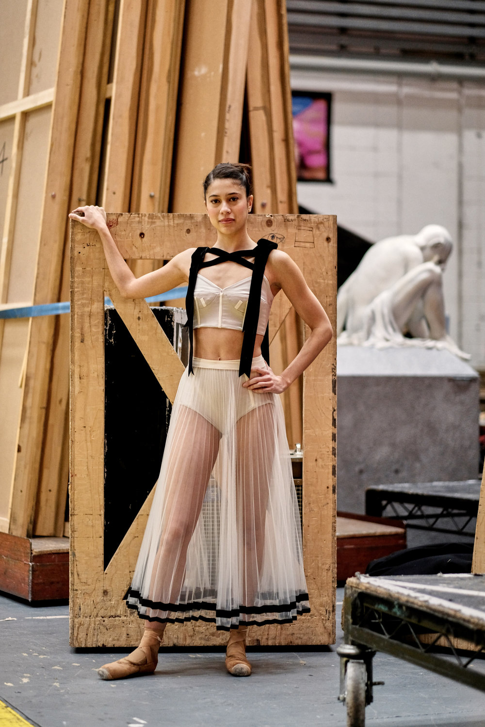 48 hours with Erdem as he designs costumes for Christopher Wheeldon's Corybantic Games at the Royal Ballet. - Photographed for T: The New York Times Style Magazine -read the full story hereand check out the full gallery by clicking below