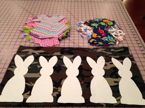 I think I see bunnies!