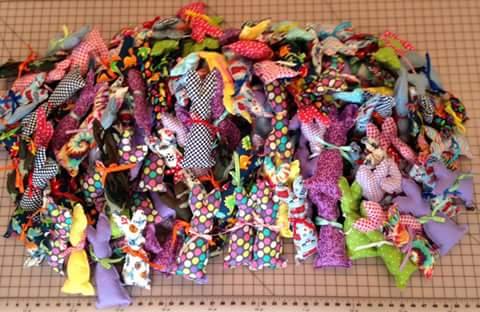 Pile of bunnies!