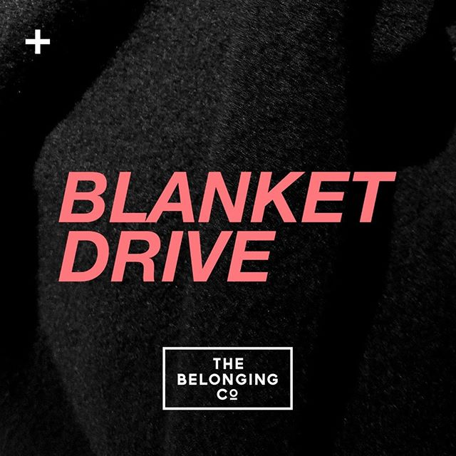 """This year, as part of Conference, we will be collecting NEW WARM FLEECE BLANKETS for the homeless and needy in our city.⠀⠀⠀⠀⠀⠀⠀⠀⠀ +⠀⠀⠀⠀⠀⠀⠀⠀⠀ As followers of Christ we are called to, """"speak up for those who cannot speak for themselves, for the rights of all who are destitute. Speak up and judge fairly; defend the rights of the poor and needy"""" (Proverbs 31:8-9).⠀⠀⠀⠀⠀⠀⠀⠀⠀ +⠀⠀⠀⠀⠀⠀⠀⠀⠀ A new blanket can provide much needed warmth to those who will find themselves in the cold during this fall and winter season. We would love for you to join us at Conference, and in this small act that will bless our community in a big way.⠀⠀⠀⠀⠀⠀⠀⠀⠀ +⠀⠀⠀⠀⠀⠀⠀⠀⠀ Stop by the COMPANY MOVE booth and drop off a new blanket at any time during Conference.⠀⠀⠀⠀⠀⠀⠀⠀⠀ #thebelongingco #tbcoconference"""