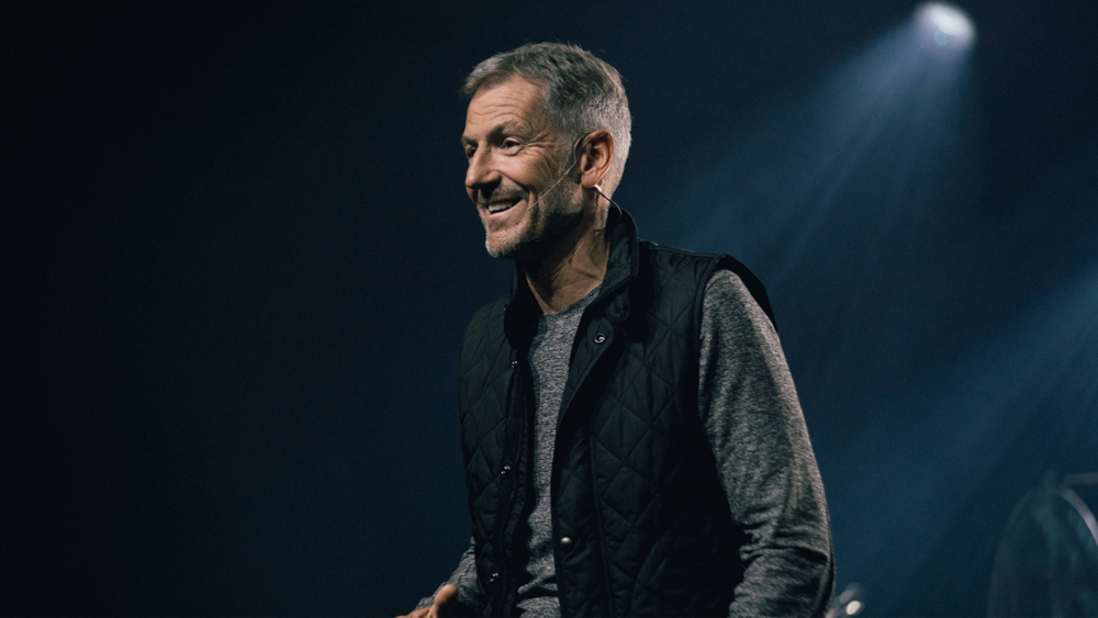 "Tuesday 13th November 2018 John Bevere ""Love, Truth and Tolerance"