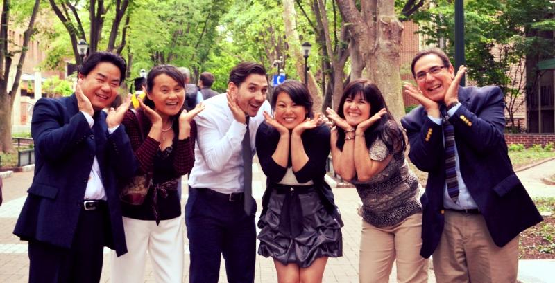 Changshan + YingHuang                                           Jeanette + Rick DeGregorio