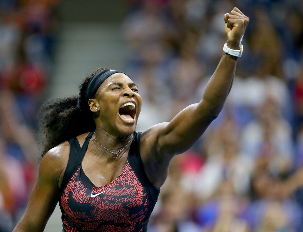 Why It Matters That Serena Williams Keeps Winning