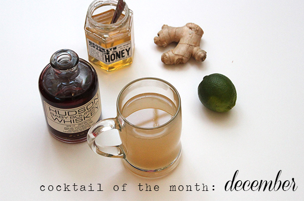 hot toddy with ginger + lime — Sarah Ashley Schiear