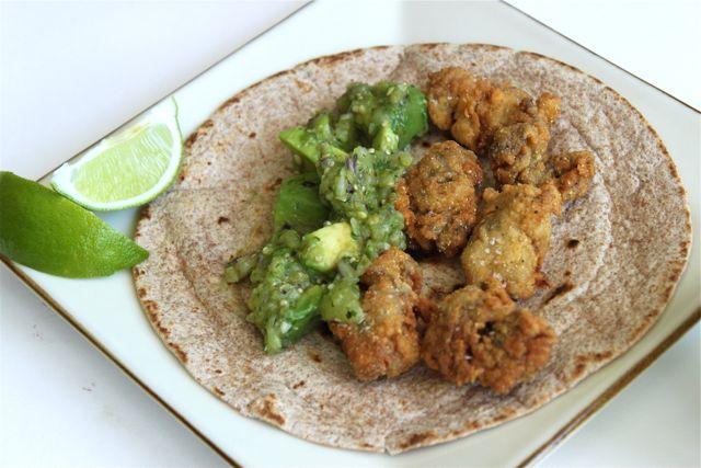 fried oyster recipe, fried oysters, recipe fried oysters, the taste, sarah schiear