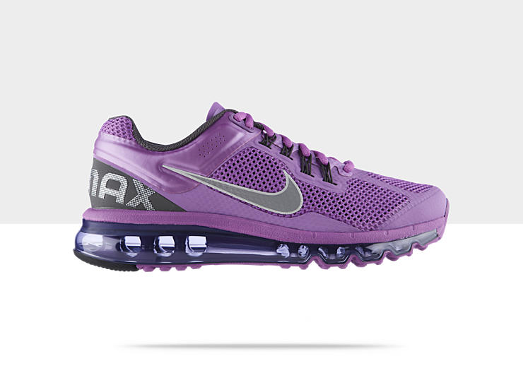Purple Nike