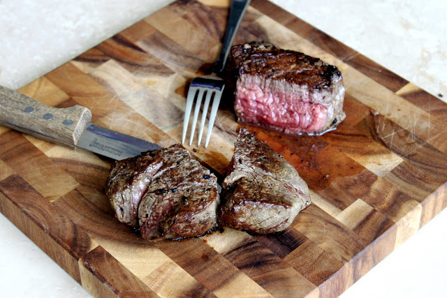 how to cook the perfect filet