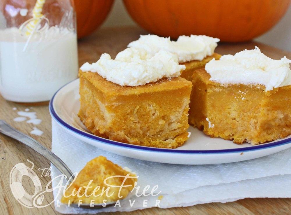 saftig glutenfri butternut kake