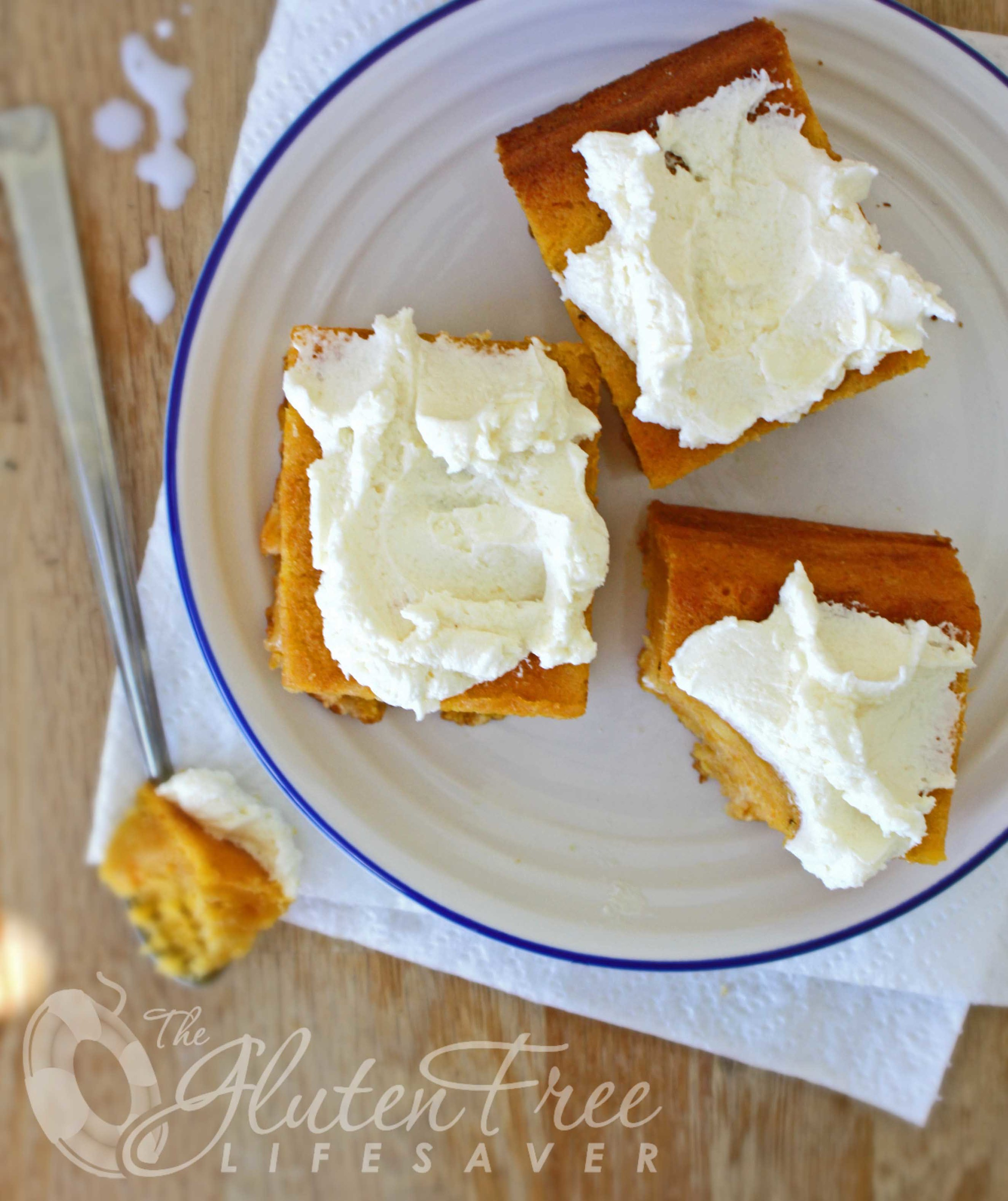 saftig glutenfri butternutkake