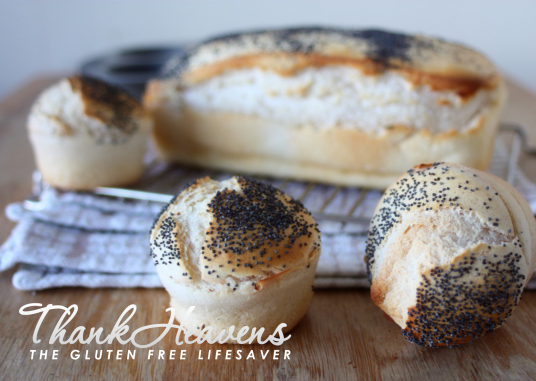glutenfritt brød oppskrift