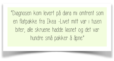 Ingvild Kristines historie om cøliaki - The Gluten Free Lifesaver