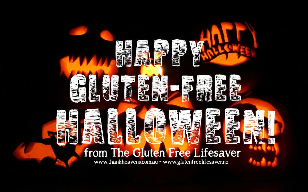Glutenfri Halloween