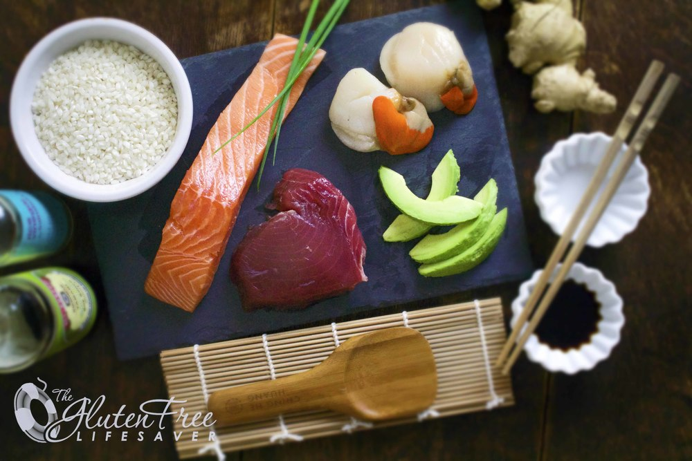 Hvordan lage sushi - Oppskrift på sushi