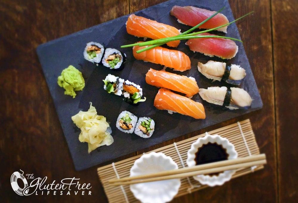 hvordan lage maki - sushi