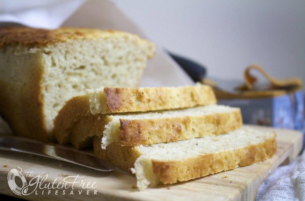 Verdens beste glutenfri brødoppskrift!