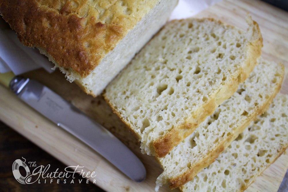 verdens beste oppskrift på glutenfritt brød