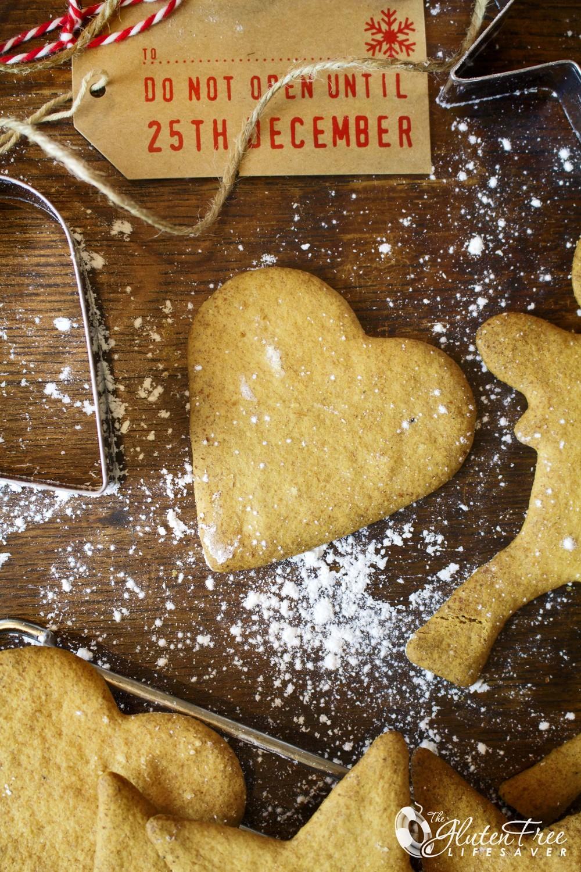 Verdens beste glutenfri pepperkaker!