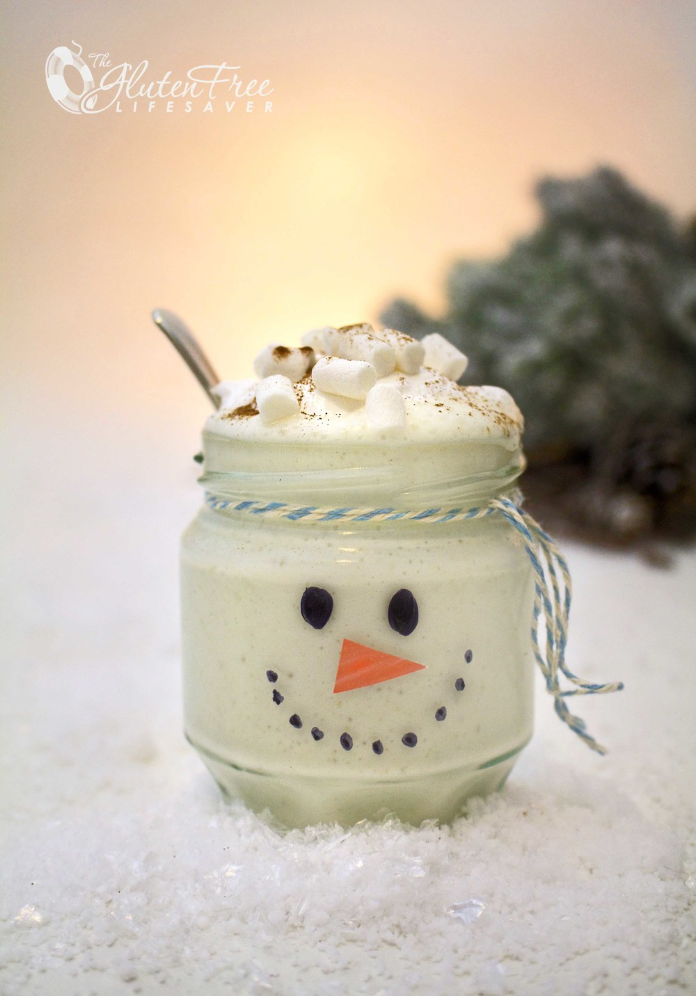 Frosty The Snowman vintersmoothie