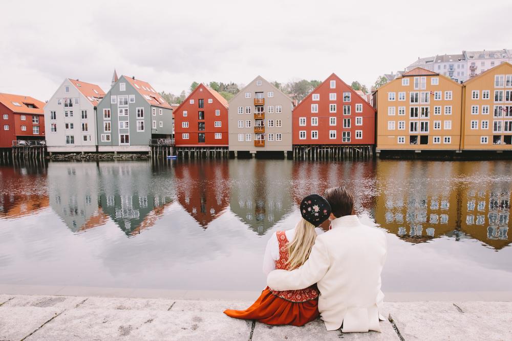 17 mai Trondheim bunad Ingvild Kristine Ofstad