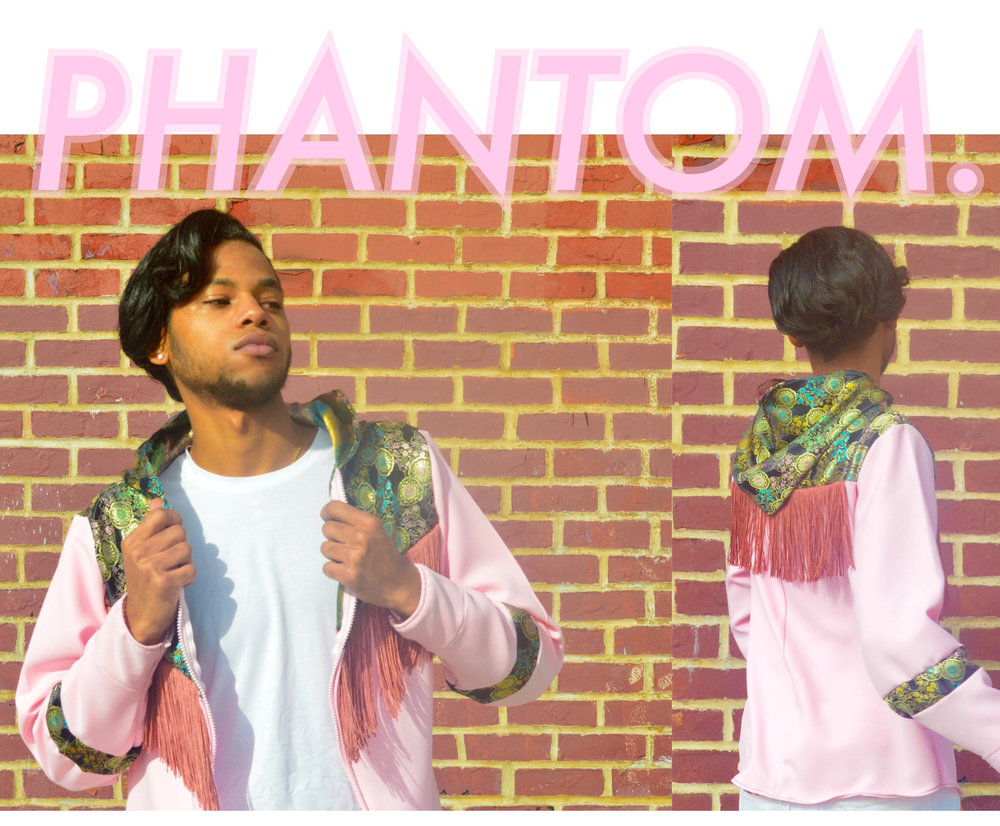 Create YourPhantom Garment - Get your one of kind garment made by Phantom. Tell Us exactly how'd you'd like it.