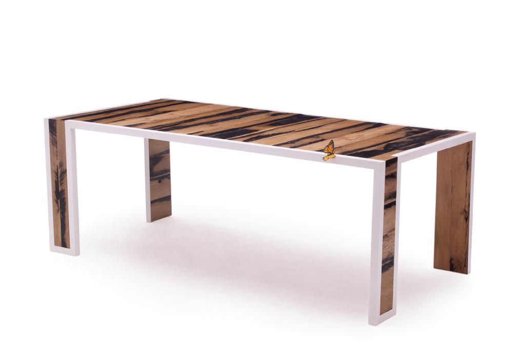 QUERCUS TABLE - WHITE MAPLE