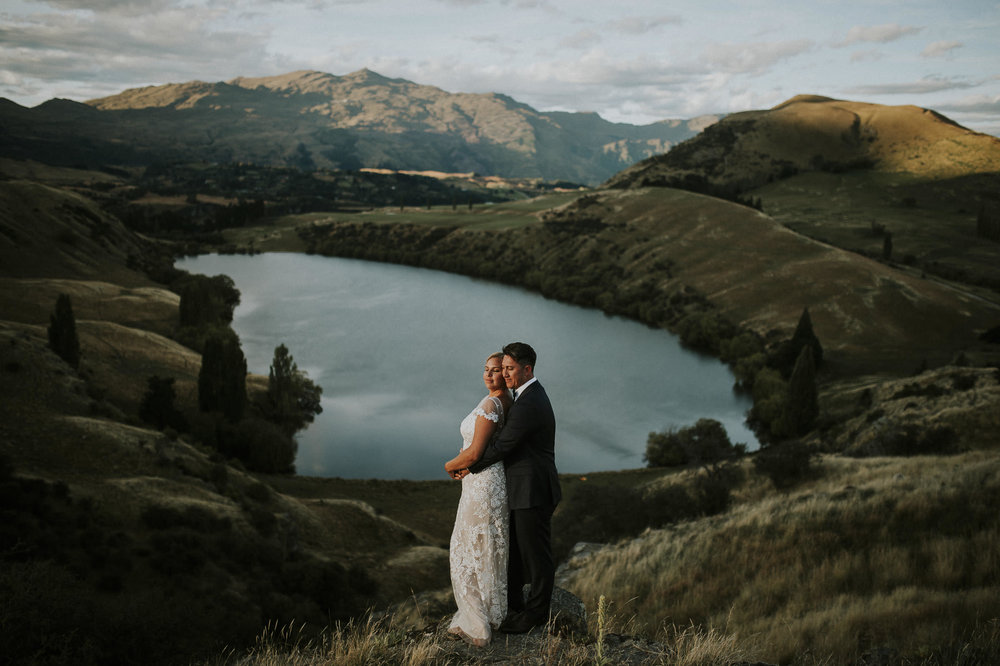 New Zealand Queenstown Wedding Photography