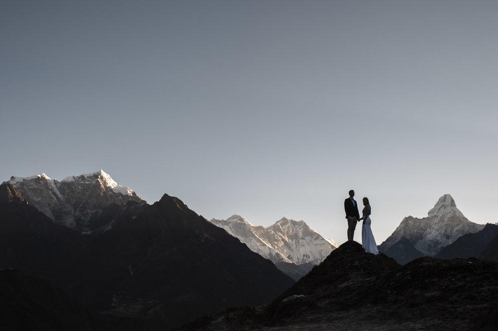 Himalayas - Nepal -