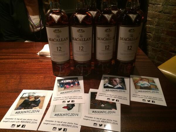 The Macallan // Highland Single Malt Scotch Whisky