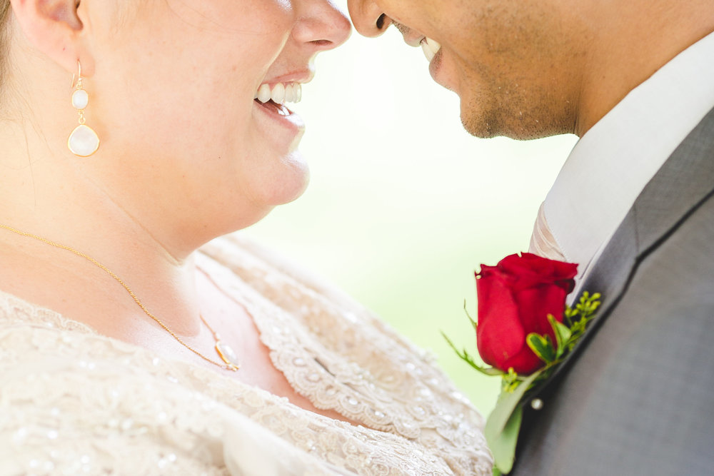 color-bride-and-groom-laughing-close-up-kj