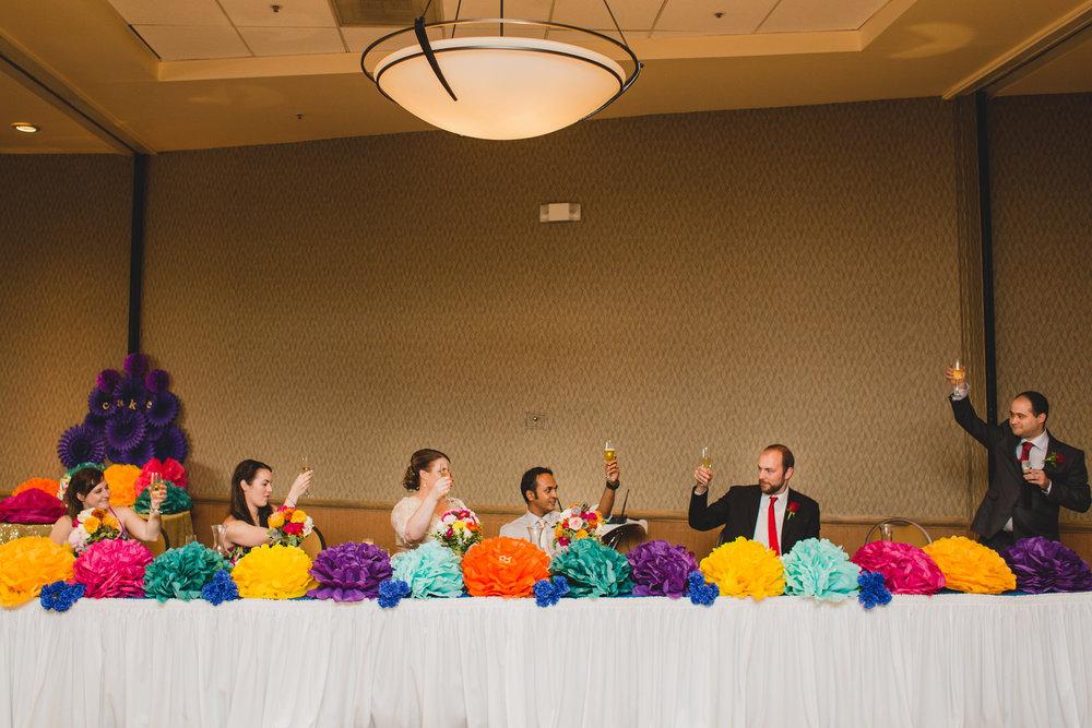 wide-angle-toast-wedding-reception